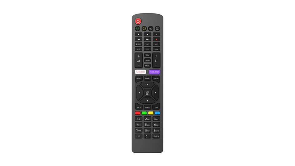 Substituir o telecomando de televisor LG