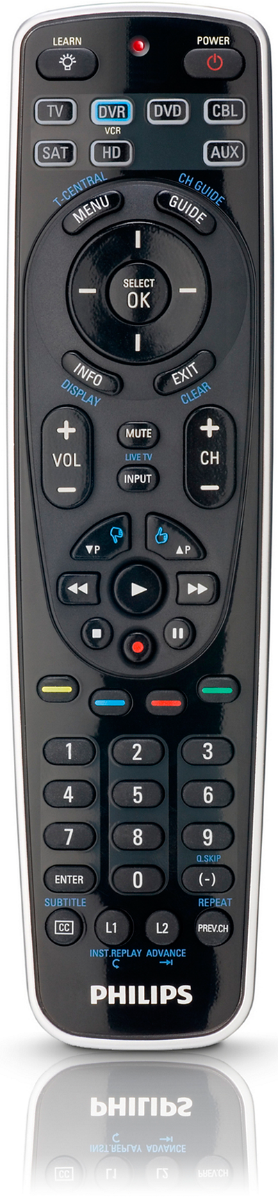visit the support page for your perfect replacement universal remote