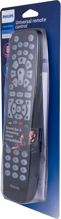 Perfect replacement Universal remote control SRP9488C/27 | Philips