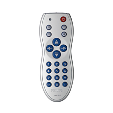 SRU1018/10  Universal remote control