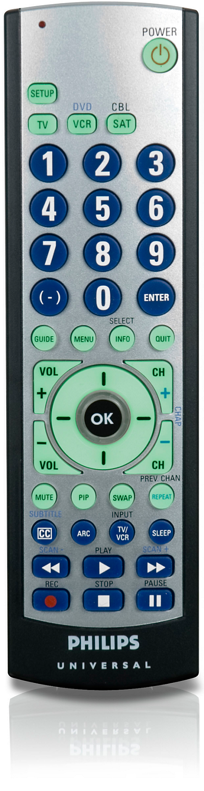visit the support page for your universal remote control sru3003wm