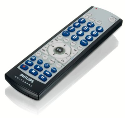 visit the support page for your universal remote control sru3003 27 rh usa philips com Philips Universal Remote Instruction Manual Philips Universal Remote Code Manual