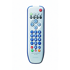 SRU3040/10  Universal remote control