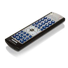 SRU4006/27  Universal remote control