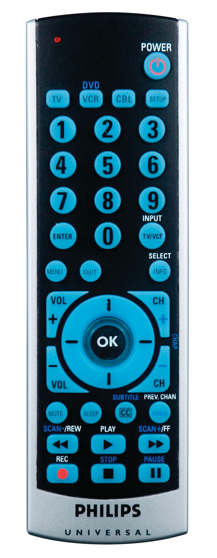 Ideal replacement remote