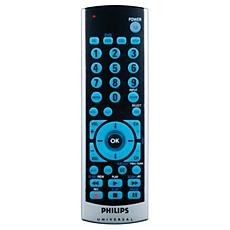 SRU5030/55 -   Perfect replacement Control remoto universal