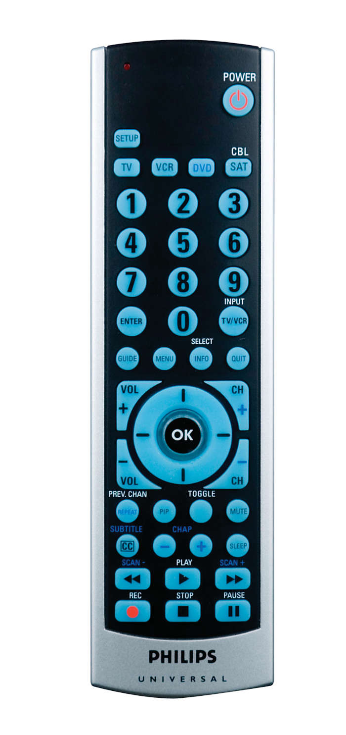 Avanzadas funciones de DVD y satélite