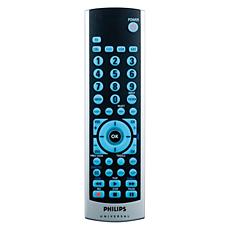 SRU5050/55 Perfect replacement Control remoto universal