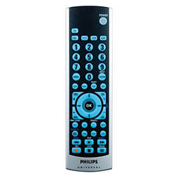 Perfect replacement Controle remoto universal