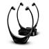 Trådløse TV-hodetelefoner med AudioBoost