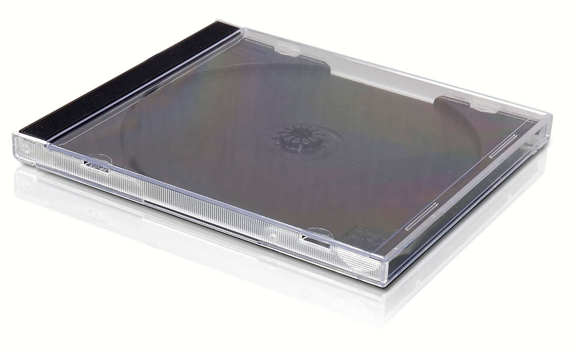 Store and protect your discs