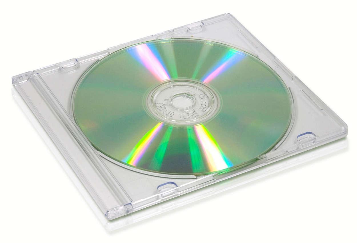 Guarda y protege tus discos