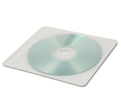 Cd dvd plastic sleeves sto3500w 97 philips for Toit en polycarbonate transparent