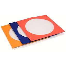 CD & DVD paper sleeves