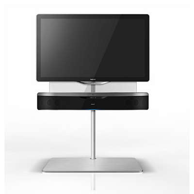 Kjempebra Floor stand for home theatre and TV STS1300/00 | Philips BX-49