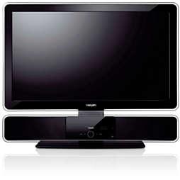 SoundBar and TV tabletop stand