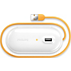 Hub USB, 4 porturi, pentru notebook