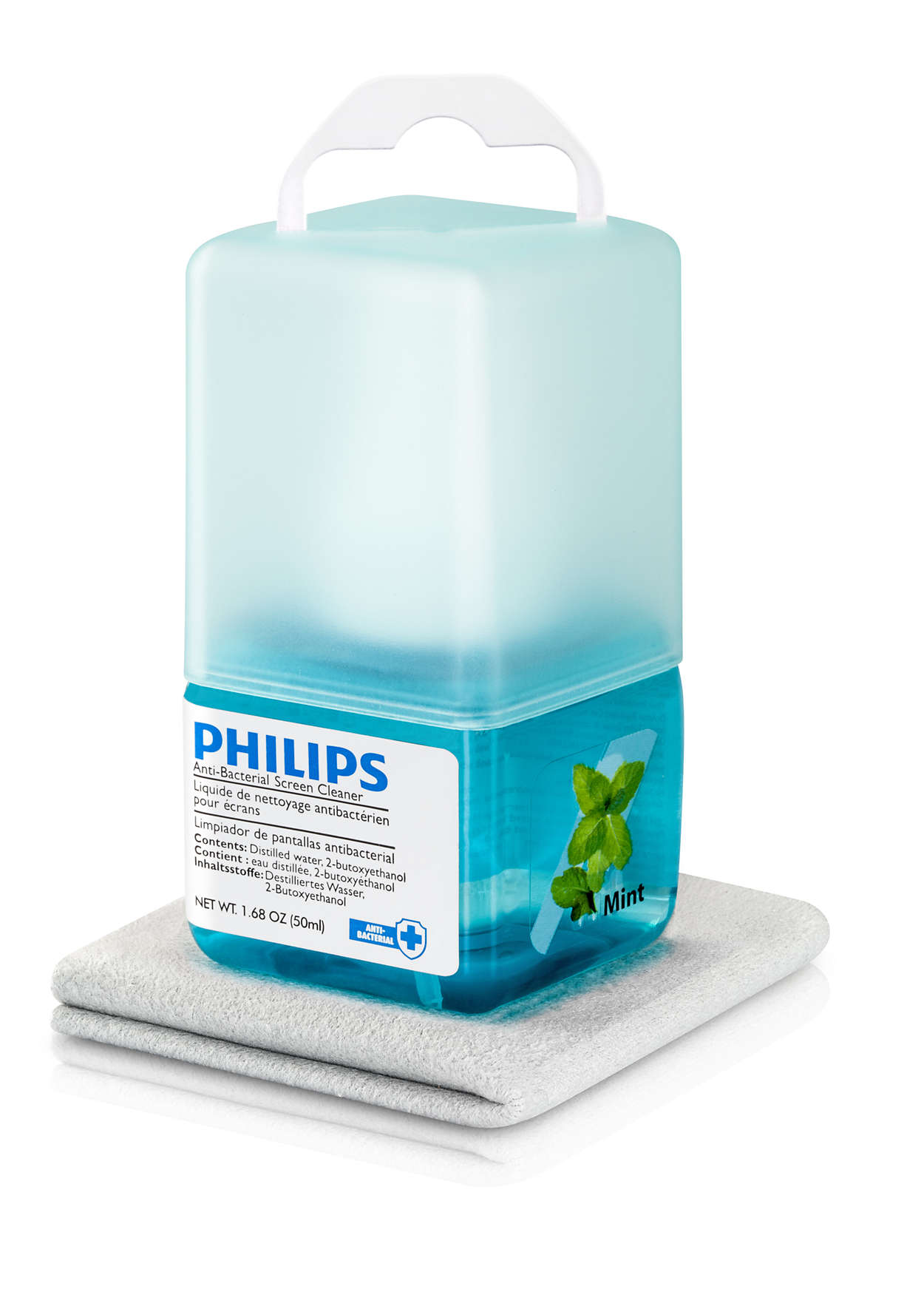 Scented Screen Cleaner