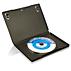 Sist. limpeza de lentes p/ DVD/Blu Ray