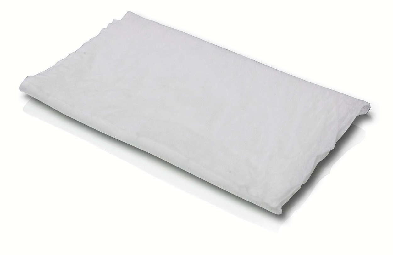 Limpieza fácil y rápida de todas las superficies