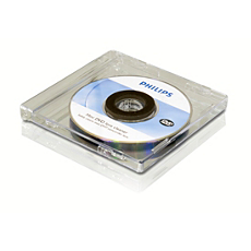 SVC2580/10  Čistič optiky mini DVD