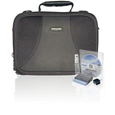 SVC4000W/27 -    Portable DVD bag
