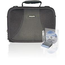 SVC4000/10 -    Hordozható DVD-táska