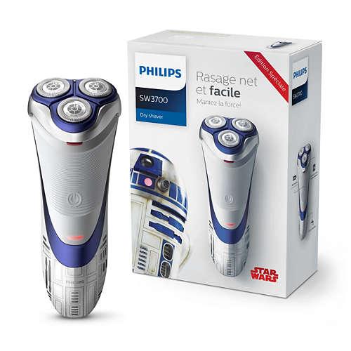 Rasoir Star Wars Rasoir électrique à sec