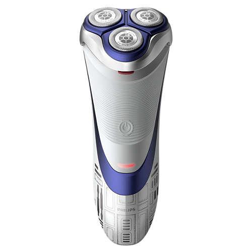 Star Wars special edition Rasoio elettrico per rasatura a secco