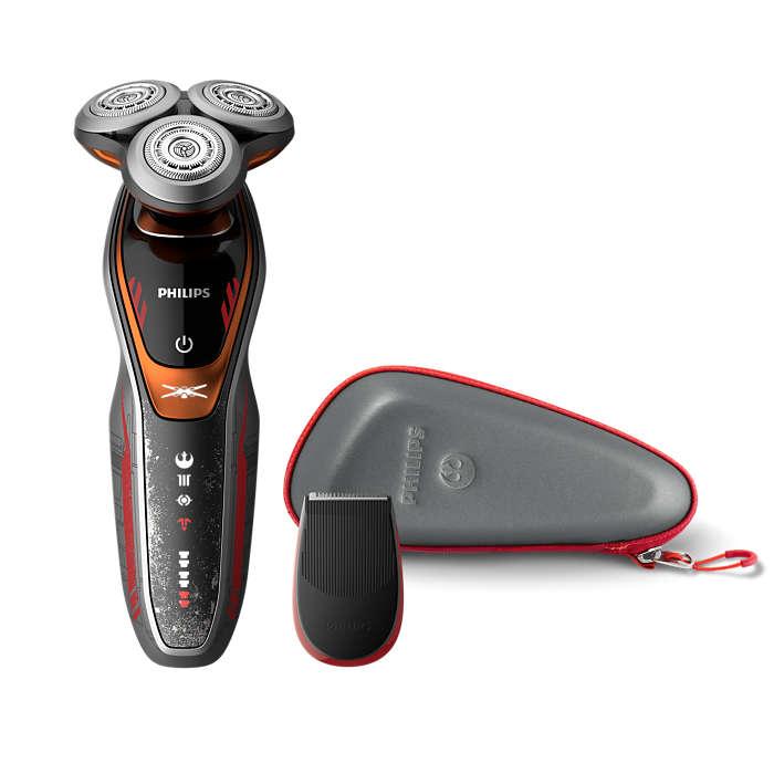 Эффективное, комфортное бритье и идеальный контакт с кожей
