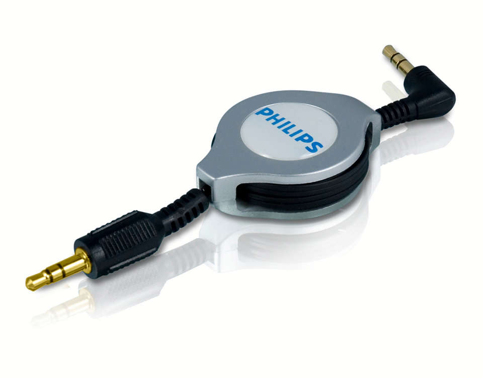 Connect MP3 player to car stereo