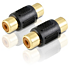 RCA in-line connectors