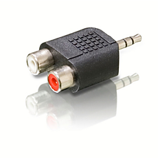 SWA2103NB/97  Stereo Y cable