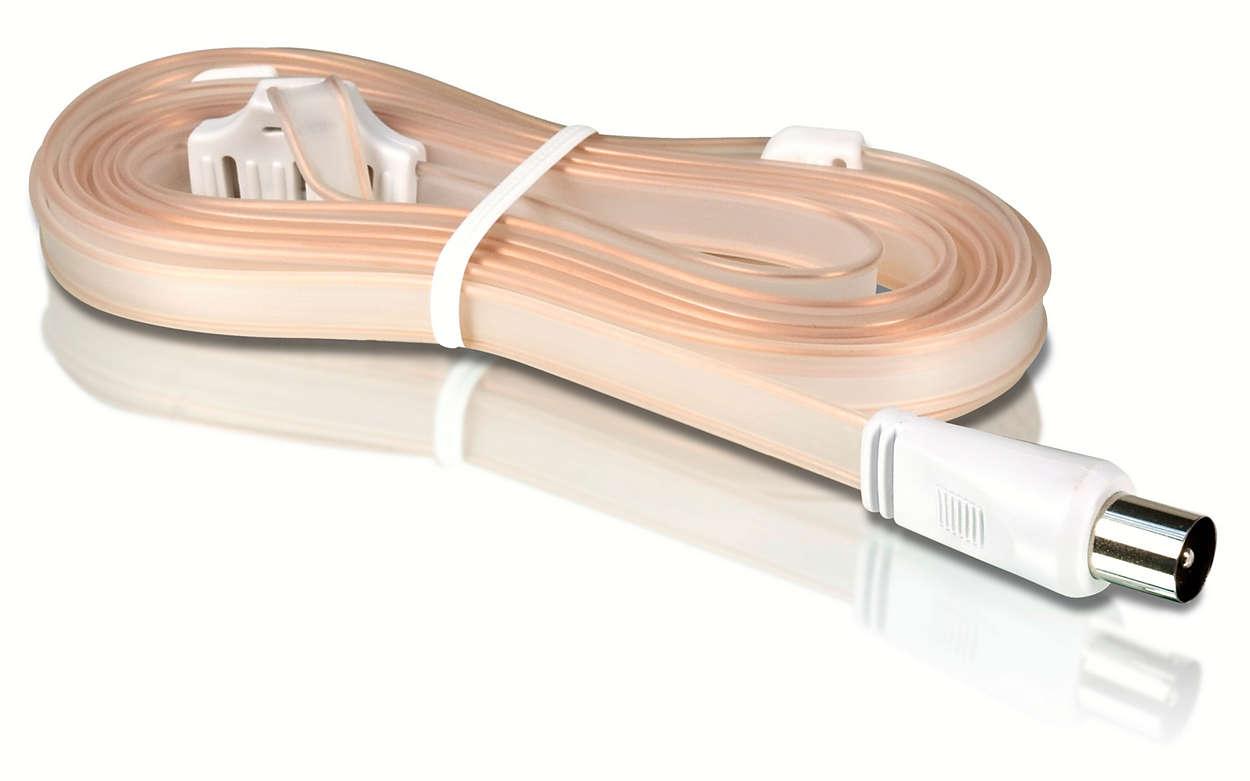 Zajistěte spolehlivé spojení pro přenos audio signálů