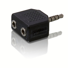 SWA2551/10  Stereo Y-adapter