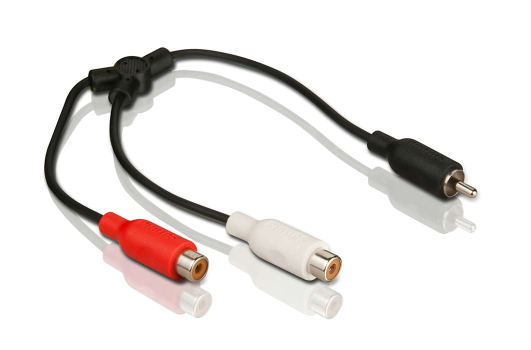 Connexion audio fiable garantie