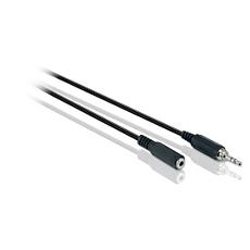 SWA2704W/10  Predlžovací kábel pre slúchadlá