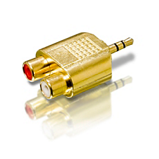 SWA3032S/10 -    Adaptador estéreo Y