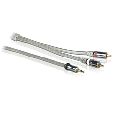 SWA3163W/17  3.5mm - composite AV cable