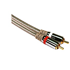SWA3521/93  Stereo audio cable