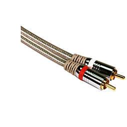 Стерео аудио кабел