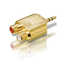 SWA3552/10 -    Stereo-Y-Adapter