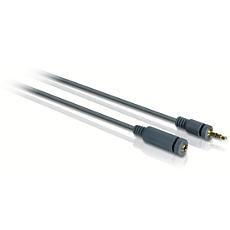 SWA4528W/10  Câble d'extension pour casque