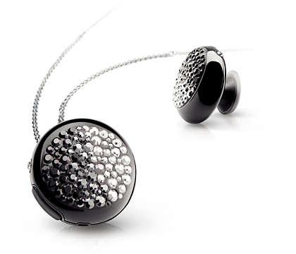 Fashionable Pendant for Wireless Calls
