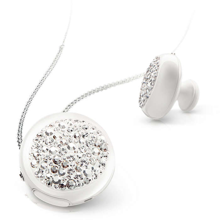 Fashionable Pendant for Wireless Calls