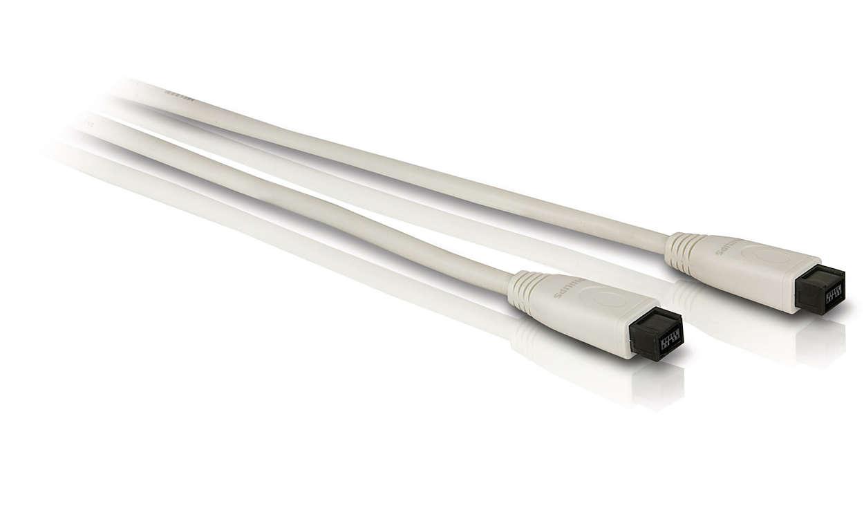 Conexión con dispositivos FireWire IEEE 1394a