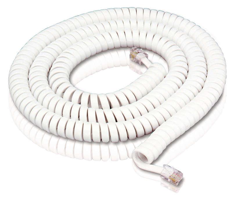 Cordon spiralé