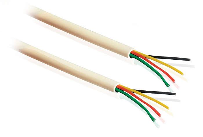 Pre wire