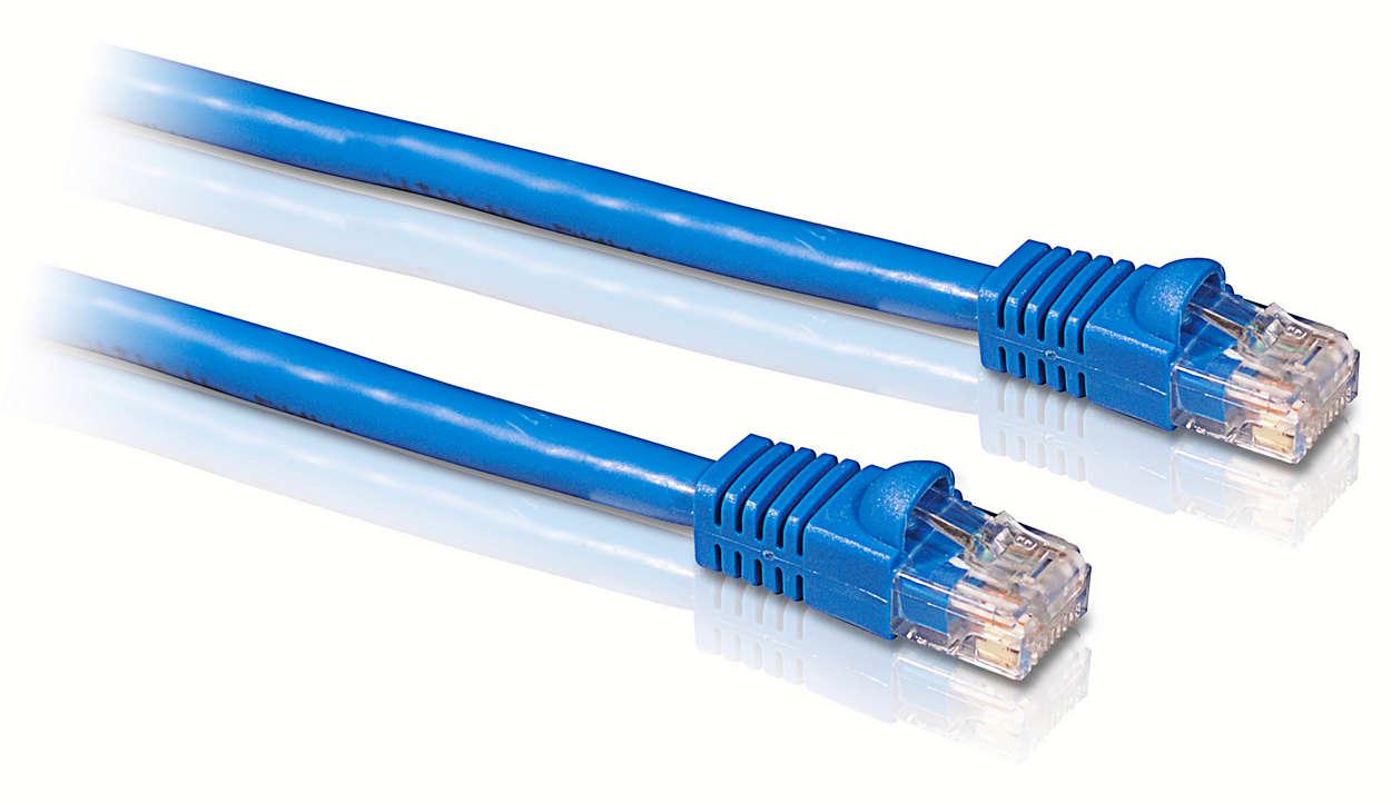 Conexión a Ethernet