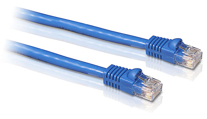 Ansluta till Ethernet